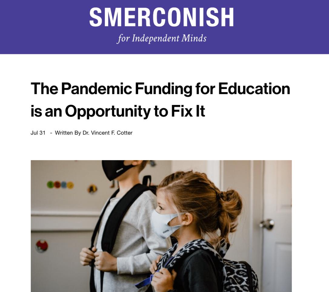 Graphic of Smerconish Website